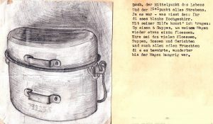 Wichtiges Utensil: Kochgeschirr 1946