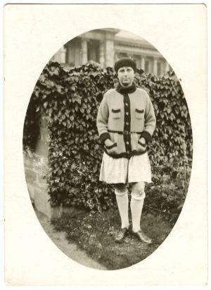 Frauenmode 1928 Deutschland