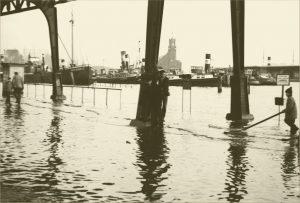 Hamburg – Flutkatastrophe 1962