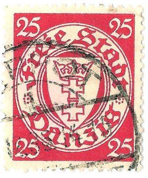 Freie Stadt Danzig – Freimarke 1936