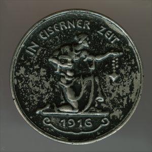 In Eisener Zeit – 1916