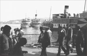 Müßiggang am Bosporus