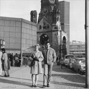Berlin Gedächtniskirche 1969