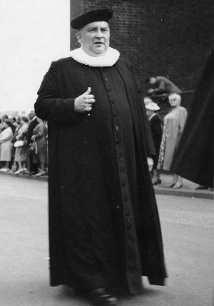 Pastor Herbert Bettin