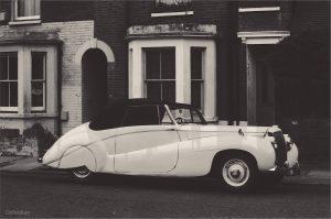 Daimler Coupe 1953
