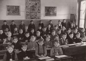 Klassenfoto der 2b