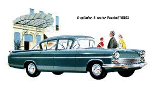 1958 Vauxhall Velox