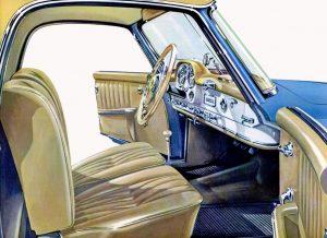 1956 MercedesBenz 190SL