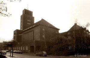 Hamburg, Bugenhagenkirche 1979
