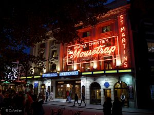 "Agatha Christie's ""The Mousetrap"""