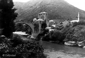 Mostar Brücke 1978