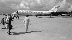 Flughafen Bremen 1978