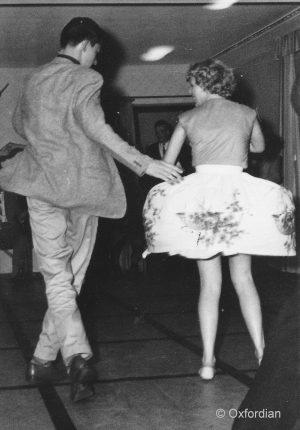 Tanz auf einem Betriebsfest