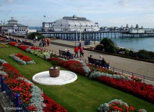 Eastbourne Pier, England