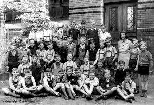 Hamburg – Volksschule Holstenwall 14