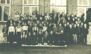 Klassenfoto Volksschule Eggstedt
