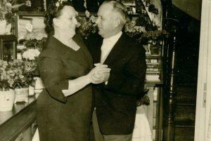 Hochdonn – Silberne Hochzeit von Ernst und Lene Grell