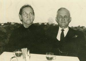 Hochdonn – Goldene Hochzeit von Hans Otto und Anna Denzau