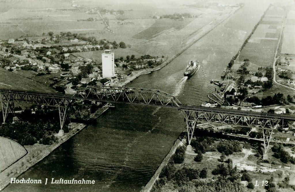 Luftaufnahme von Hochdonn