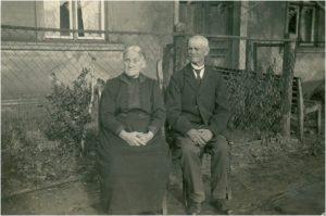 Pommern / Ball / Kreis Saatzig – Friedrich und Albertine Ladwig