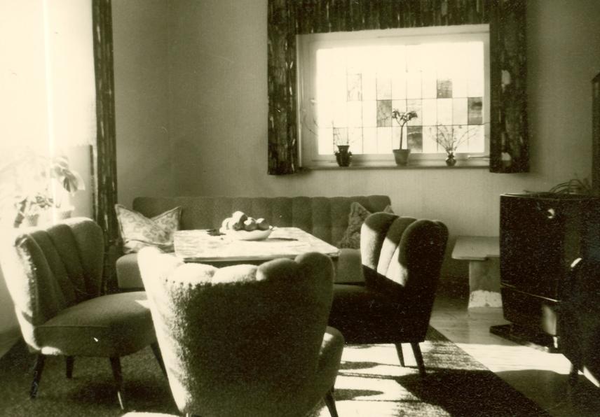 1962 wohnzimmer fotos auf for Wohnzimmer 1950