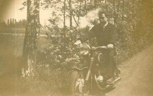 Spritztour mit dem Motorrad