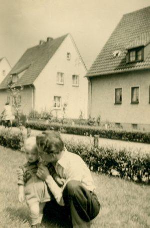 Im Vorgarten
