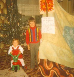 Unter dem Weihnachtsbaum