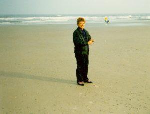 Am Strand auf Norderney
