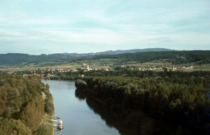 Melk an der Donau