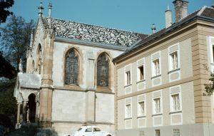 Kirche und Karmeliterinnenkloster