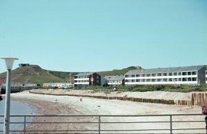 Der Strand von Helgoland