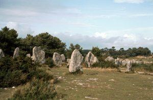Steinreihen