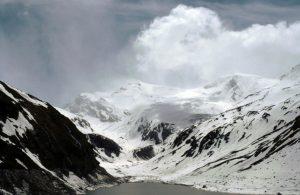 Alpen in Kaprun