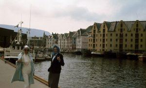 In Ilesund