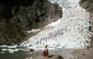 Der Jostedal Gletscher