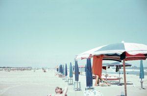 Der Strand von Ravenna