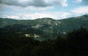 Selfjord mit See