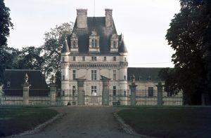 Schloss Valencay