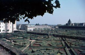 Schlossgarten Villandry