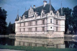 Schloss Azay-le-Rideau