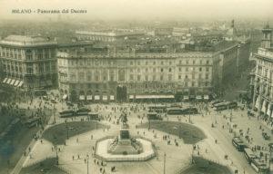 Milano – Panorama dal Duomo