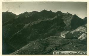 Edmund Graf Hütte, 2878 m