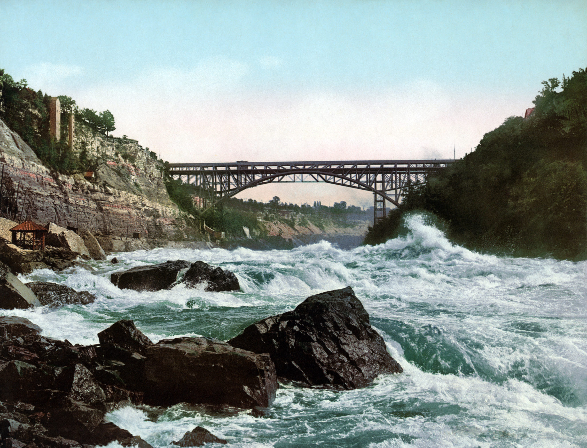 Whirlpool Rapids Bridge